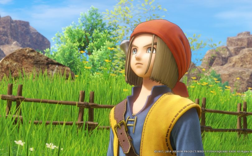 DRAGON QUEST XI – DRAGON QUEST VIII Costume