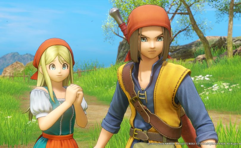 DRAGON QUEST XI Gemma