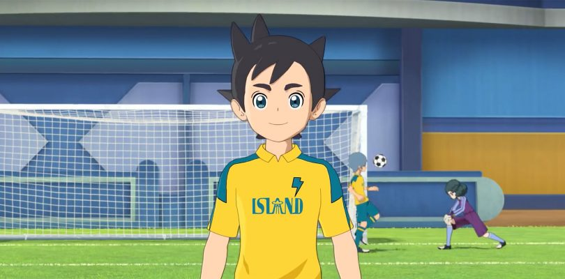 Inazuma Eleven Ares: la prima delle lezioni di calcio di Asuto
