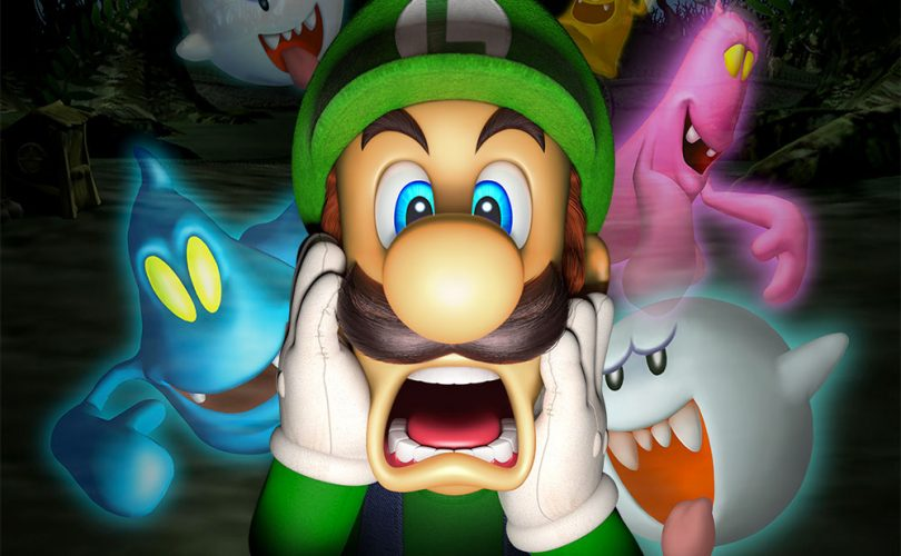Luigi's Mansion per Nintendo 3DS