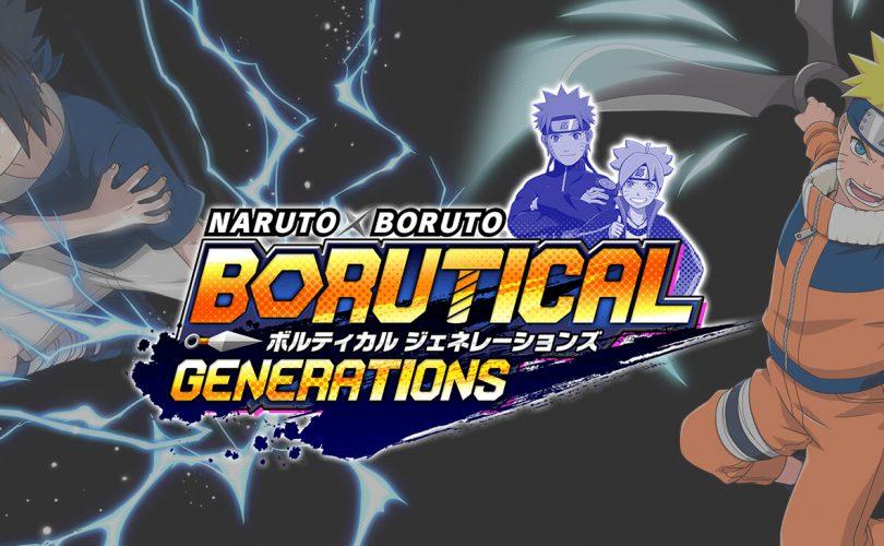 Naruto x Boruto: Borutical Generations riceve un primo trailer e qualche immagine
