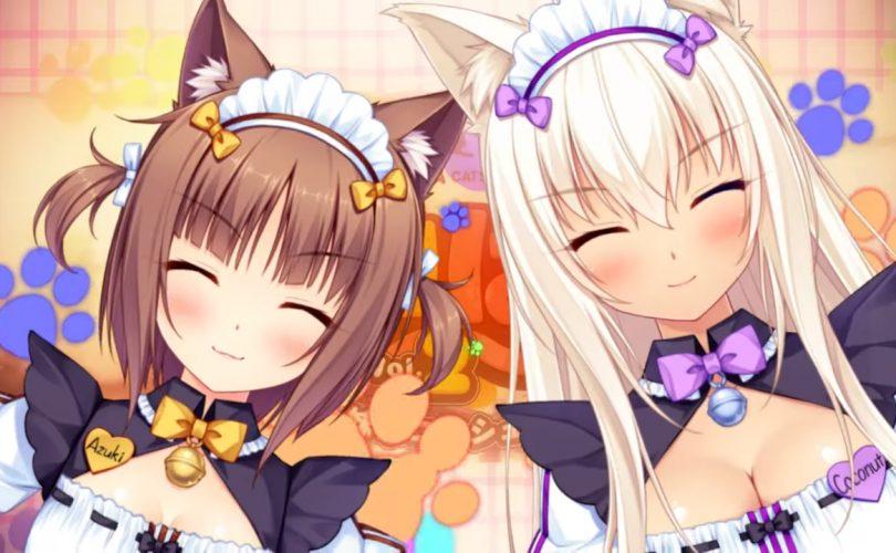 NEKOPARA Vol. 2 annunciato per PS4 e Switch