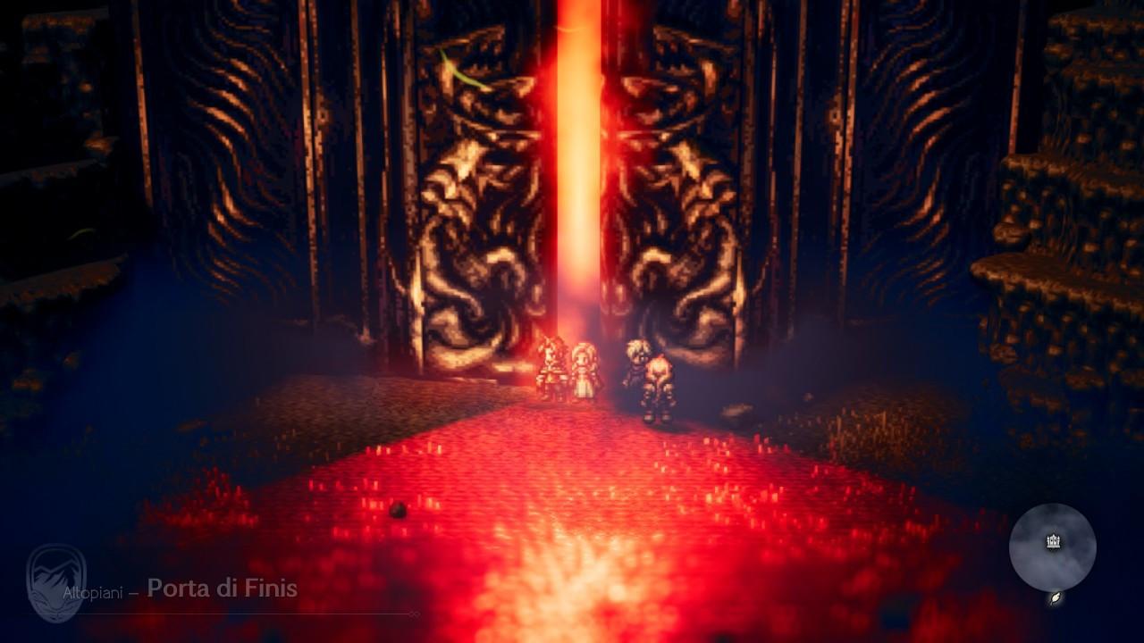 OCTOPATH TRAVELER - Dungeon Segreto