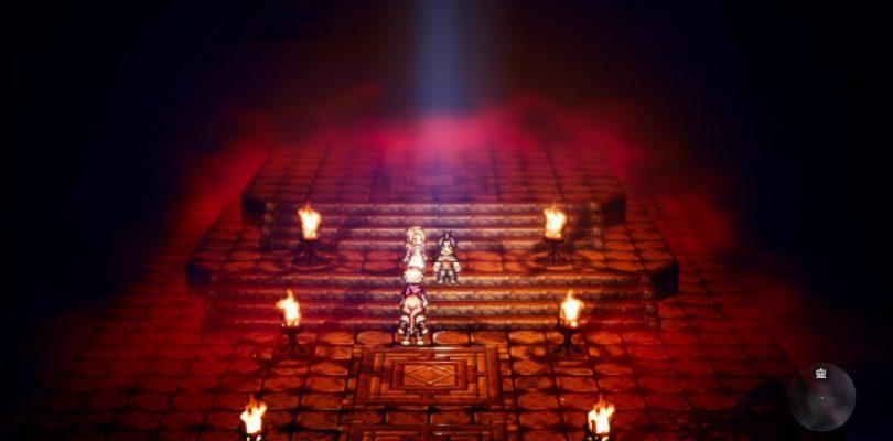 OCTOPATH TRAVELER: guida al dungeon segreto