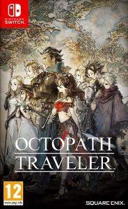 OCTOPATH TRAVELER - Recensione