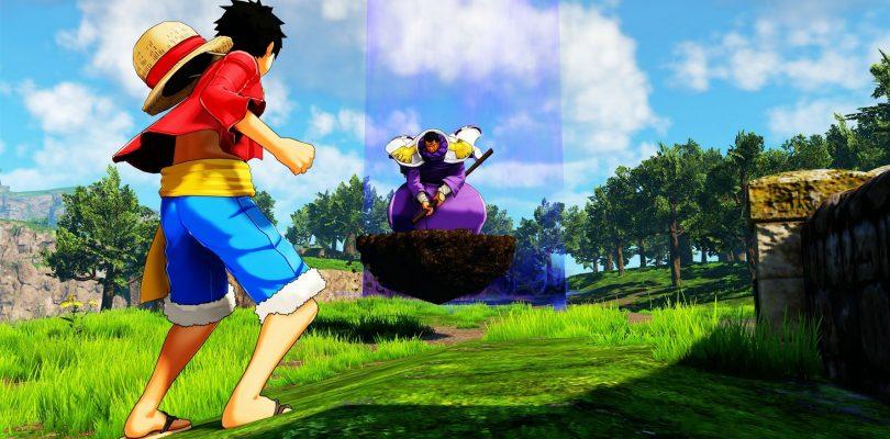 ONE PIECE WORLD SEEKER: arriva in rete un nuovo video di gameplay