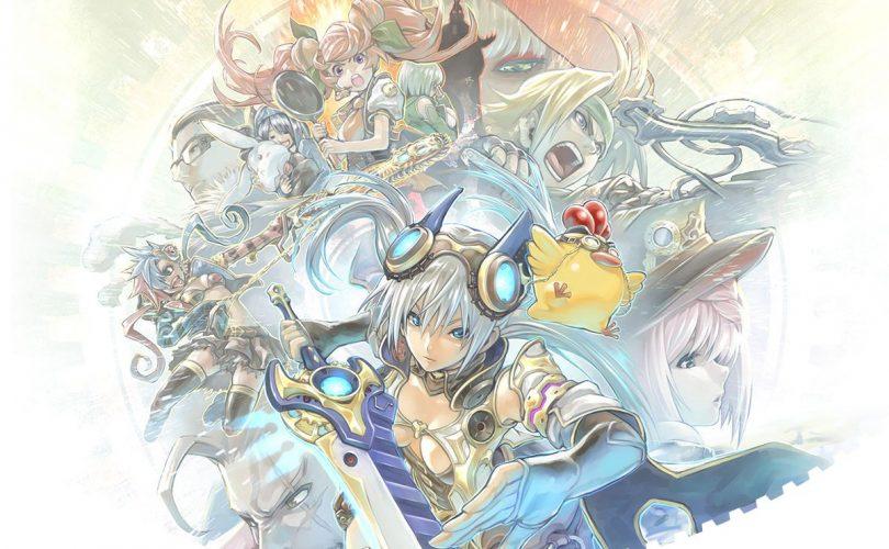 Project Mist Gears annunciato da Alim, tri-Ace e Shueisha Character Business Bureau