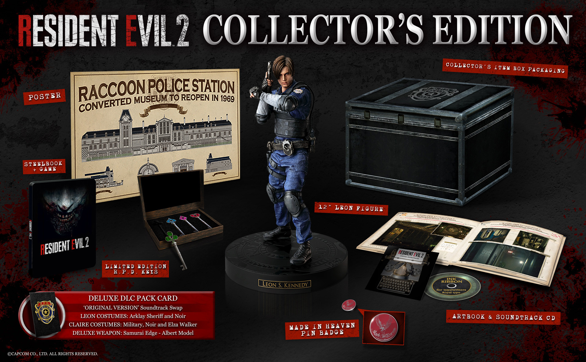 RESIDENT EVIL 2: Collector's Edition