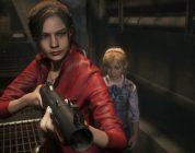 RESIDENT EVIL 2: cinque nuovi Report trailer