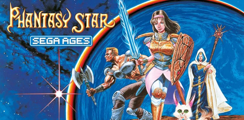 SEGA AGES: una finestra di lancio per Phantasy Star