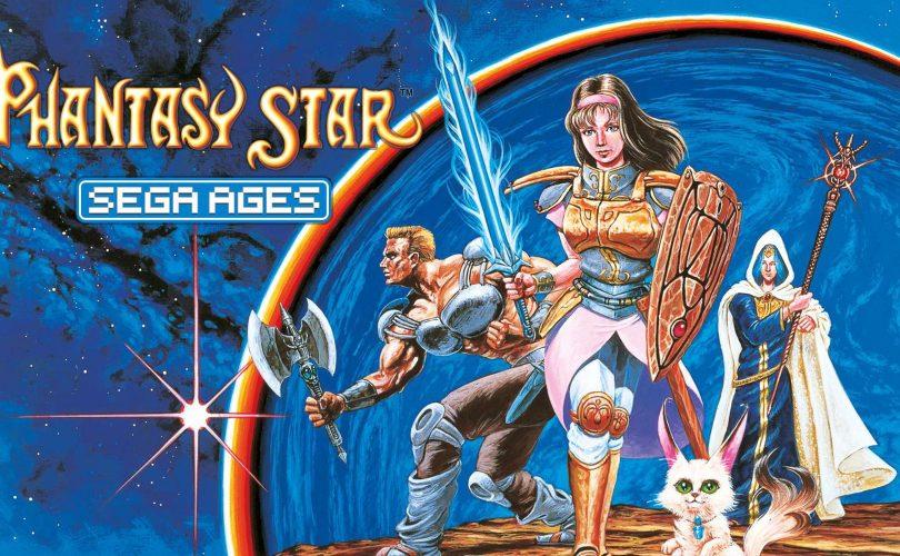 SEGA AGES: Phantasy Star è disponibile su Nintendo Switch