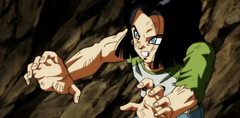 DRAGON BALL FighterZ: Androide N° 17