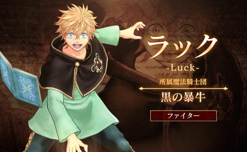 Black Clover: Quartet Knights - Luck