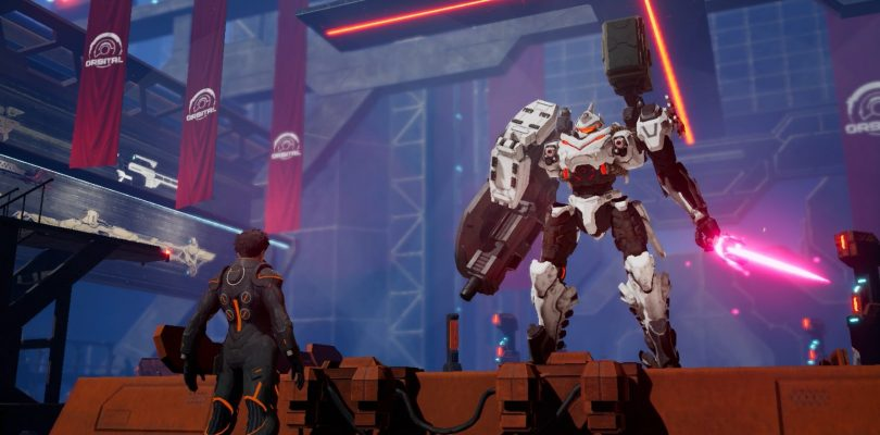 DAEMON X MACHINA: nuovo trailer, gameplay e tante immagini