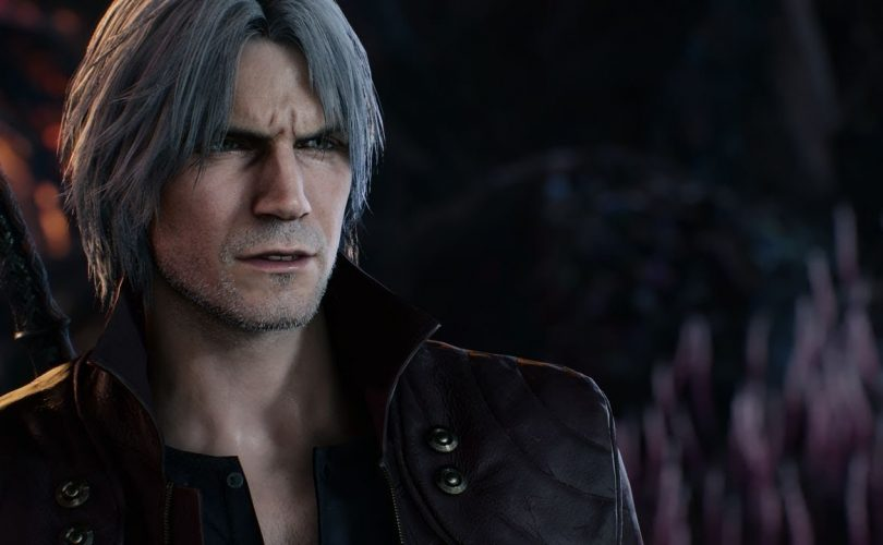 Dante - Devil May Cry 5