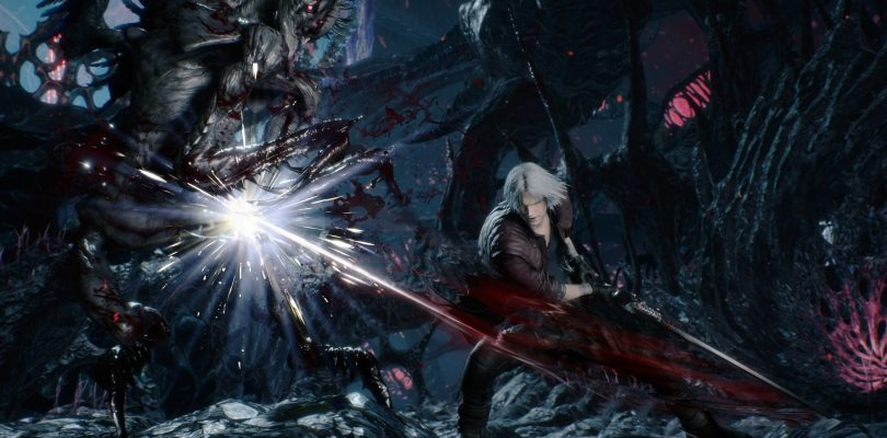 Devil May Cry 5 - Dante