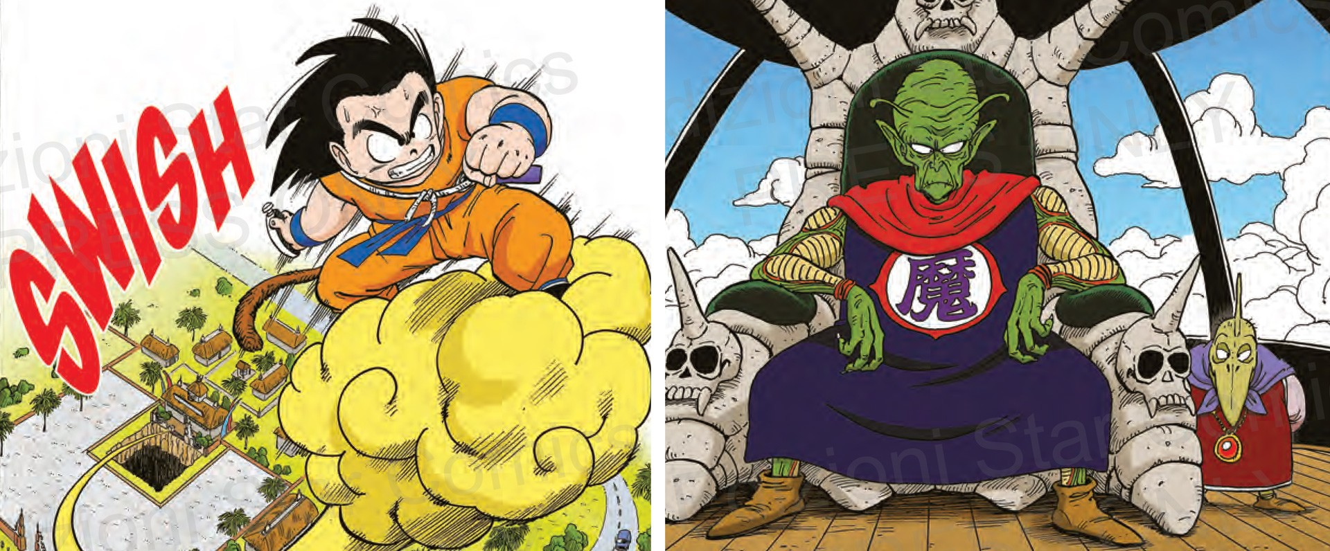 DRAGON BALL FULL COLOR – La Saga del Gran Demone Piccolo