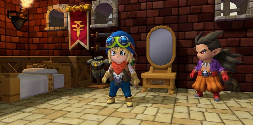 DRAGON QUEST BUILDERS 2: introdotte le coltivazioni