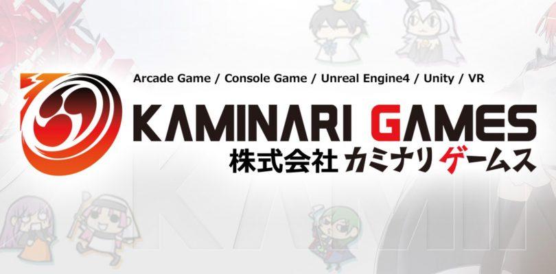 Kaminari Games