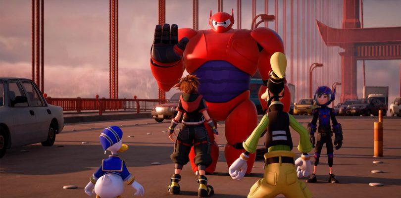 KINGDOM HEARTS III: Big Hero 6