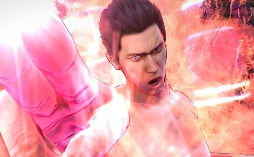 Fist of the North Star: Lost Paradise - La skin di Kazuma Kiryu