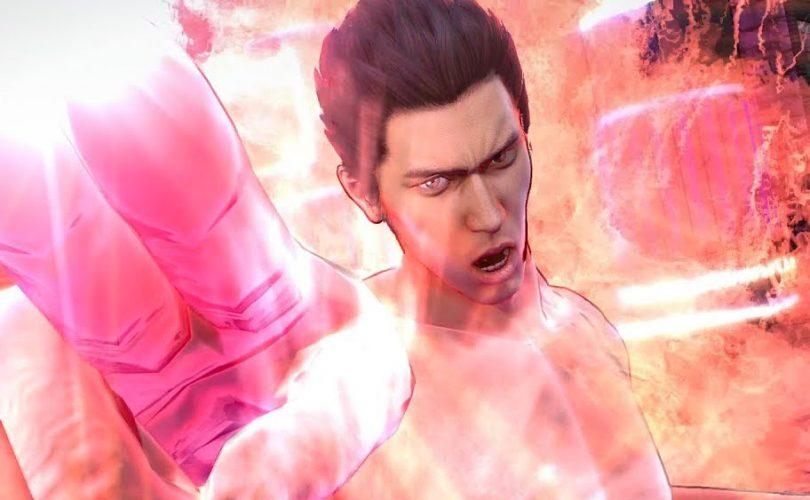 Fist of the North Star: Lost Paradise - La skin di Kazuma Kiryu