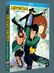 Lupin III, la prima serie