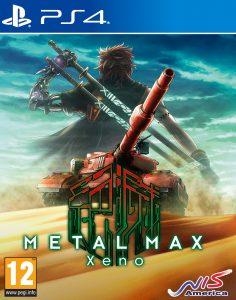 METAL MAX Xeno - Recensione