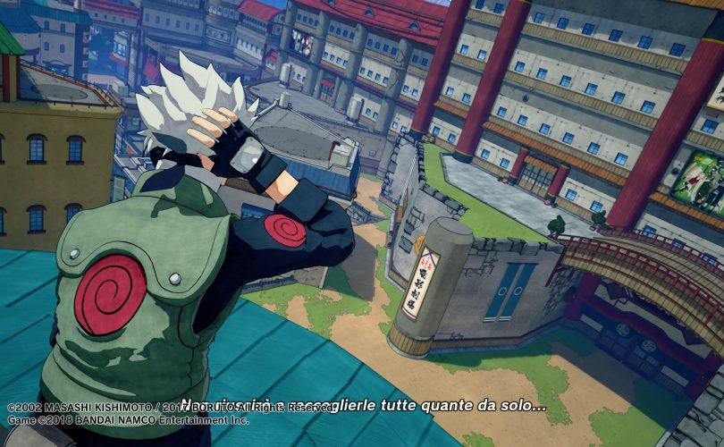 NARUTO TO BORUTO: SHINOBI STRIKER – Un trailer per il personaggio DLC Orochimaru