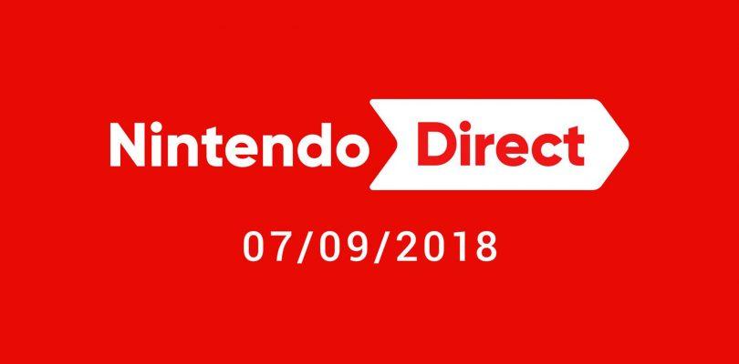 Nintendo Direct 7 settembre