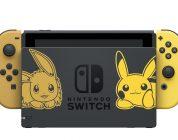 Pokémon Let's Go - Nintendo Switch