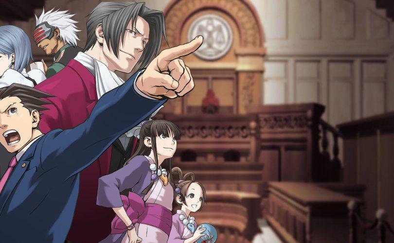 Ace Attorney Trilogy: disponibili nuovi screenshot