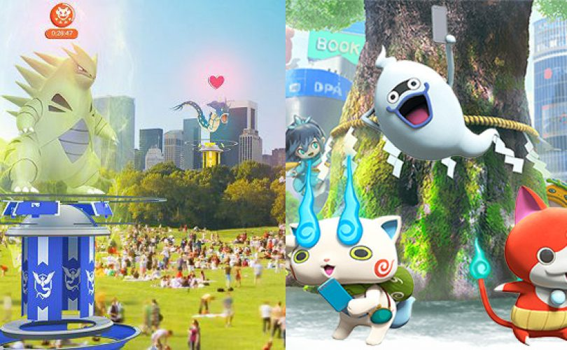 YO-KAI WATCH World pronto a spodestare Pokémon GO in Giappone?