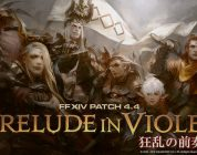 FINAL FANTASY XIV: Prelude in Violet