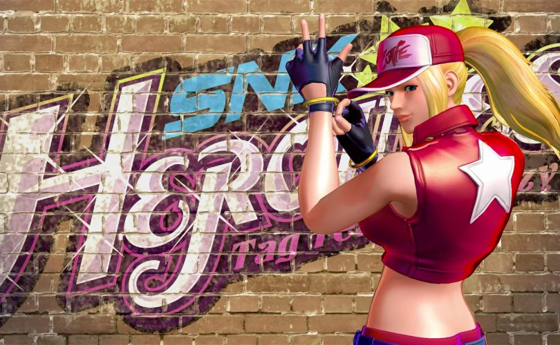 SNK HEROINES Tag Team Frenzy - Recensione