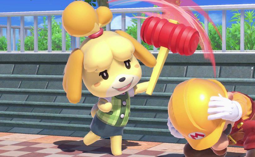 Super Smash Bros. Ultimate accoglie Fuffi di Animal Crossing
