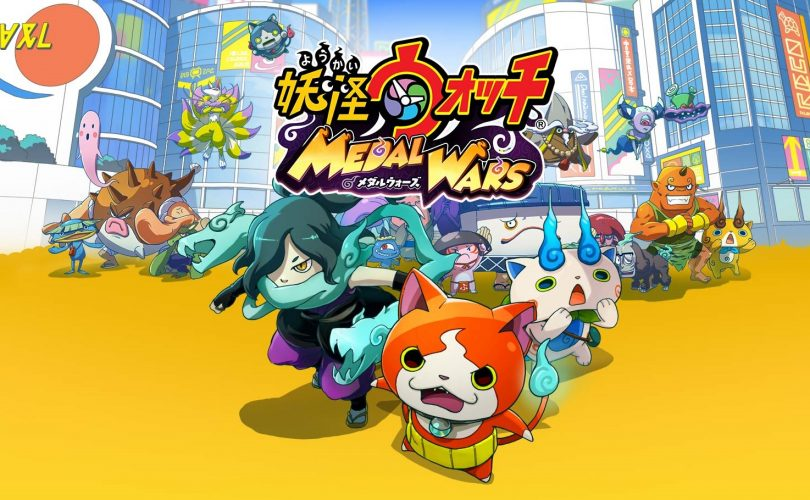 YO-KAI WATCH: Medal Wars