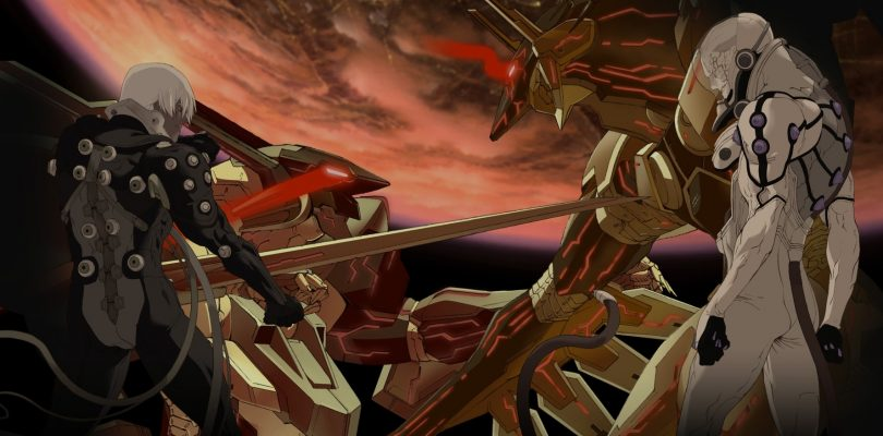 ZONE OF THE ENDERS: THE 2nd RUNNER – M∀RS