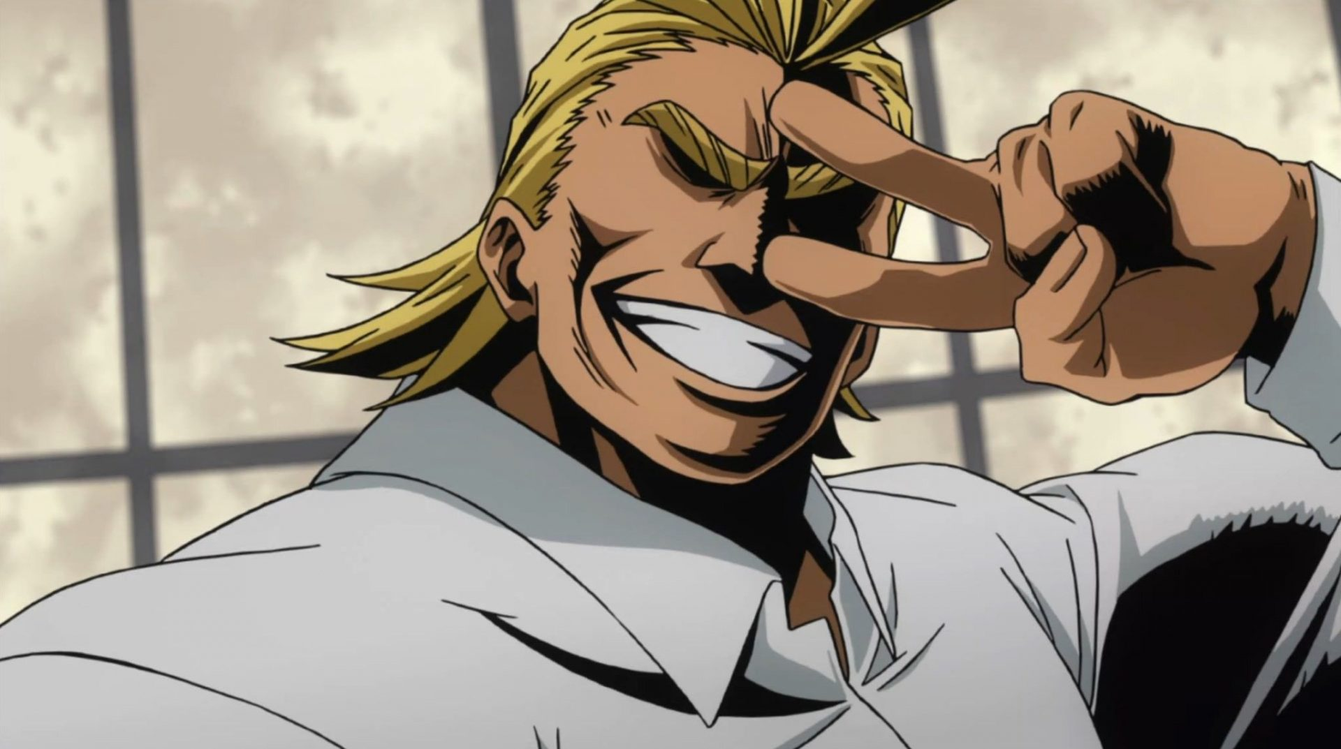 Numero 4:One for All (All Might)