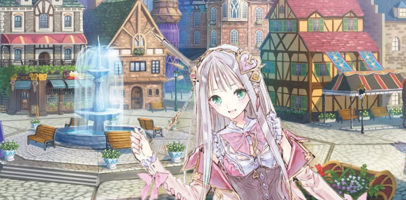 Atelier Lulua: The Alchemist of Arland 4