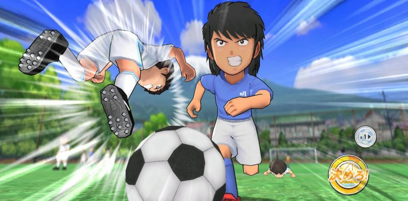 Captain Tsubasa ZERO -Miracle Shot- debutta sui dispositivi mobile occidentali