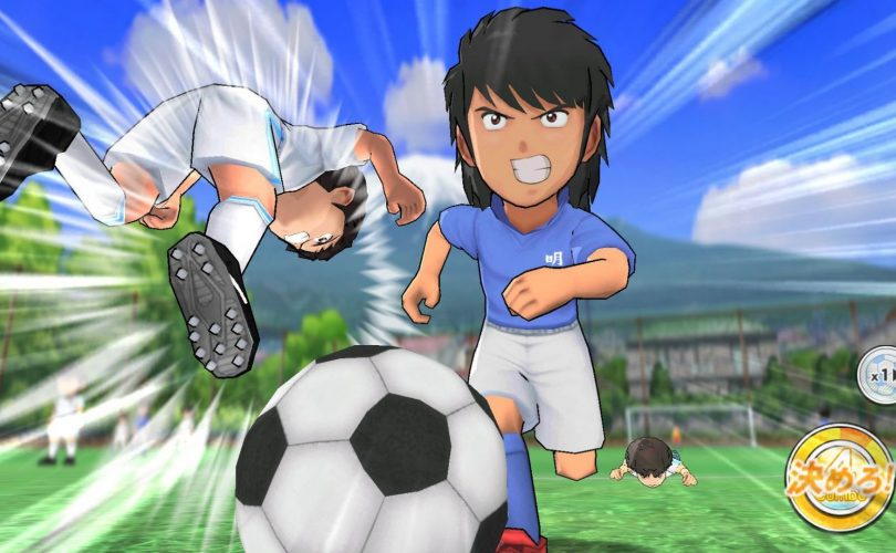 Captain Tsubasa ZERO -Miracle Shot- debutta sui dispositivi mobile occidentali
