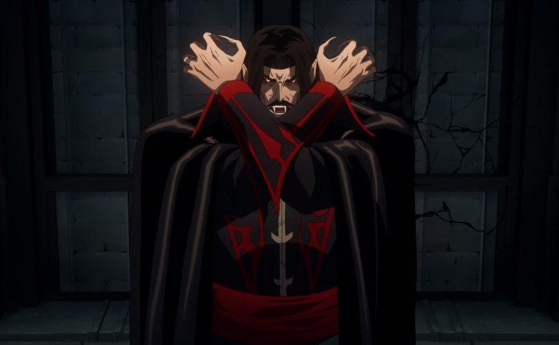 Castlevania: Netflix ci mostra alcuni personaggi dalla terza stagione