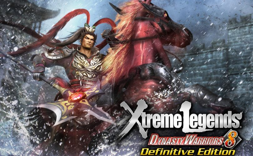 Trailer di esordio per DYNASTY WARRIORS 8: Xtreme Legends Definitive Edition