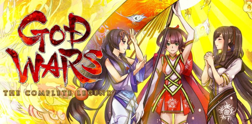 GOD WARS: The Complete Legend – Data di lancio per la versione PC