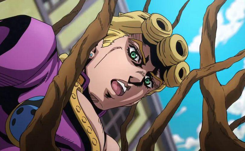 JOJO – Vento Aureo: episodio 5 in anteprima al Lucca Comics & Games 2018