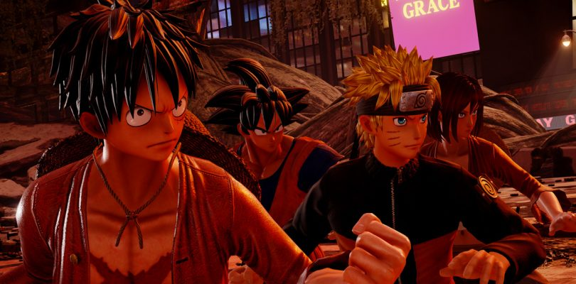 JUMP FORCE Closed Beta Test