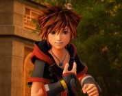 KINGDOM HEARTS III: Sora