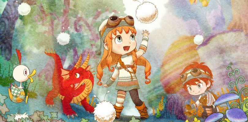 Little Dragons Café - Recensione