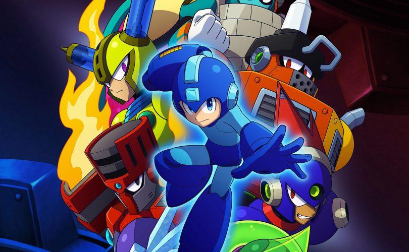 Mega Man 11 - Recensione